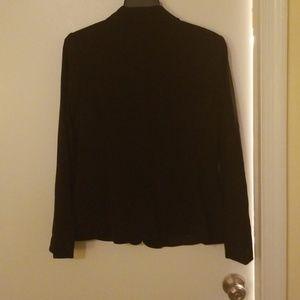 Old navy comfy black blazer size medium